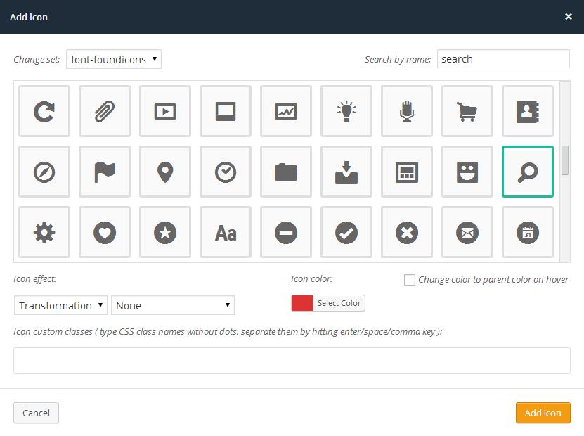 Iconize Wordpress Plugin Vector Icons Anywhere